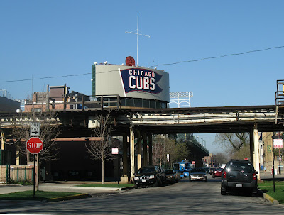 Wrigley Field Scoreboard Renovations 36