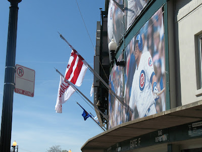 Wrigley Field Cubs Nationals 