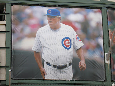 wrigley field lou piniella