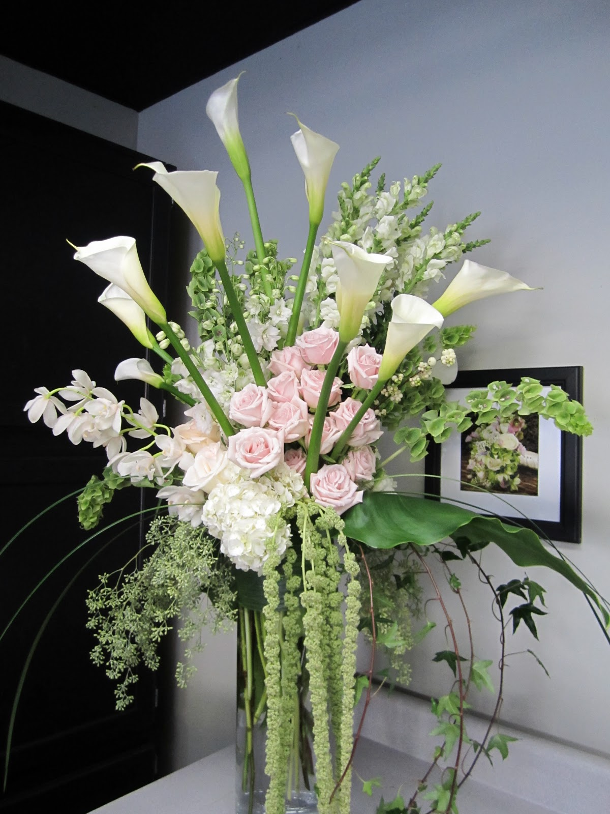 jeff french floral & event design January 2011