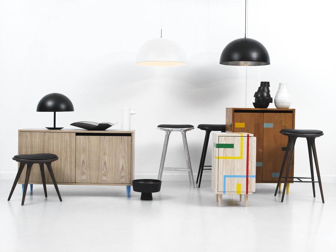 Scandinavian design furniture mater design best debut for Danish design furniture