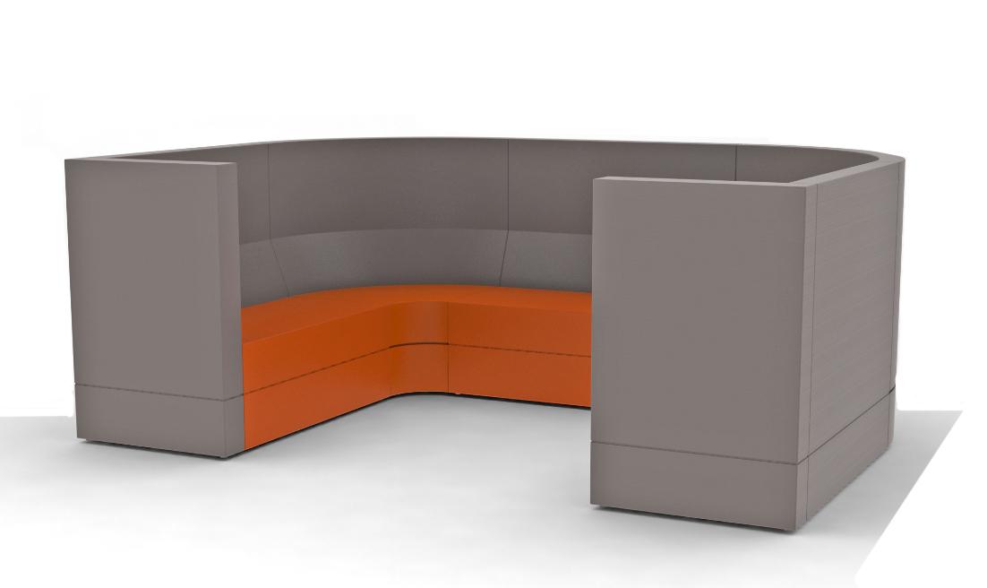 Eco Design Furniture Kupesofa Bricks Er En Ny Kupesofa Med Muligheder