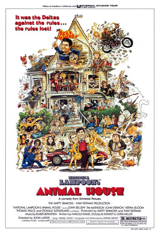 animal house - photo #40