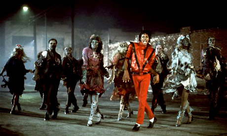 Michael Jackson's Thriller Video is a reminder of when Jackson