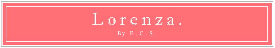Lorenza By E.C.S.