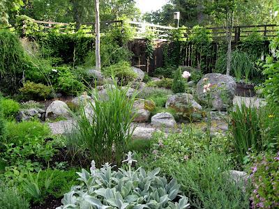 Willab trädgård
