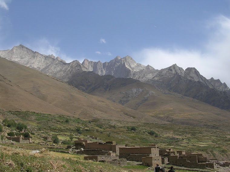 Houses of Panjshir
