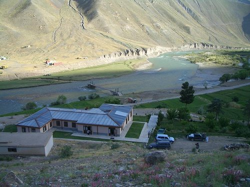 Guest House in Panjshir