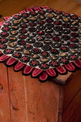 ONE OF A KIND - PENNY RUG