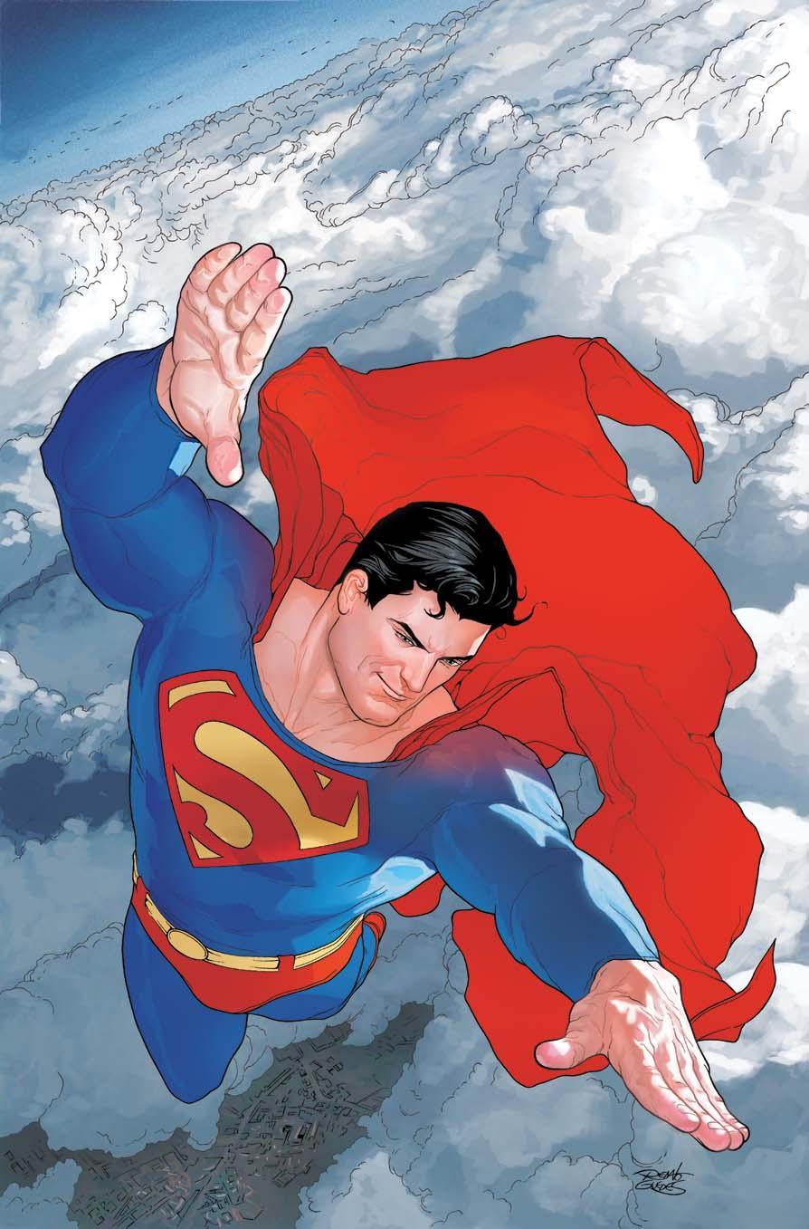 Superman está en la Fiesta del Libro de Medellín RENATO+GUEDES+Superman+2