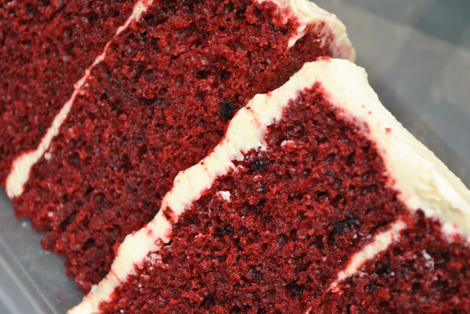 The Kitchen Guardian: Red Velvet Cake