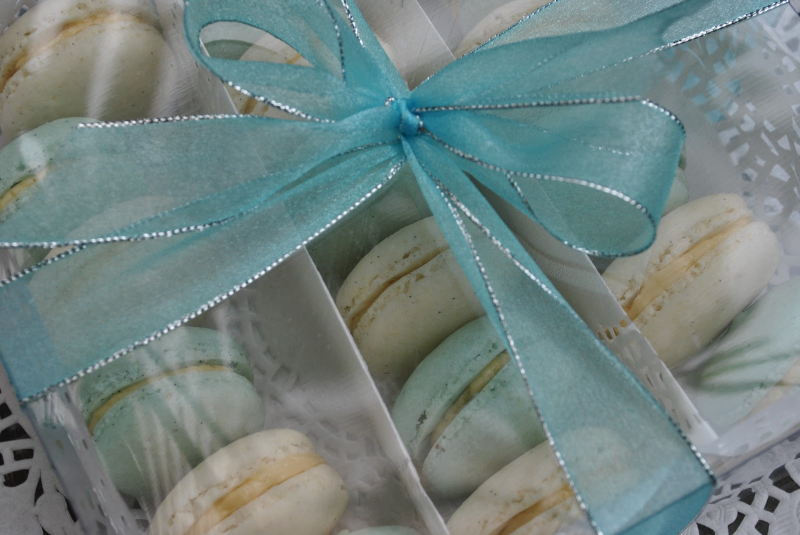 Herbal hibiscus tea 55g dr bean australia - Idrina Also Ordered 2 Dozen Macarons In White And Baby Blue Colours I Made Vanilla Bean Macarons With French Maple Pastry Cream Fillings Thank You Id