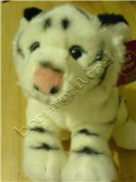 tigrisor alb... ultima mea achizitie in materie de plusuri Keel Toys