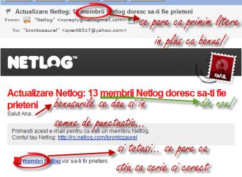 analfabetism Netlog