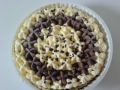 cora tort de inghetata de vanilie-ciocolata