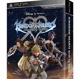 Edicion Especial de Kingdom Hearts