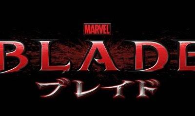 Marvel anuncia los logos para la adaptacion de Blade y Xmen