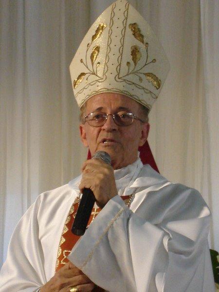Resultado de imagem para Dom José Silva Chaves Bispo emérito de Uruaçu – GO