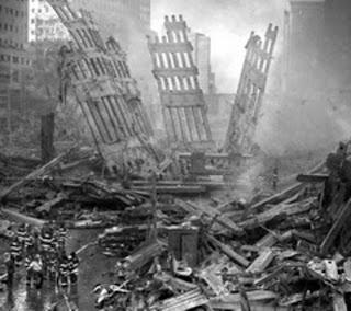 Ground Zero -- World Trade Center