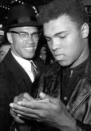 Ali & Malcolm X