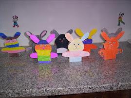 Coelhinhos de Páscoa