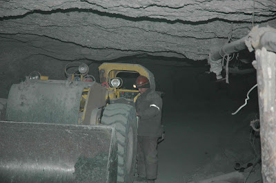 добыча-золота-на-чукотке-шахтная-техника