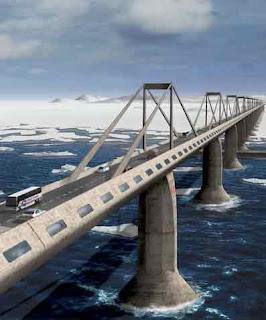 Мост через берингов пролив