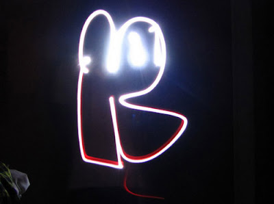Light Graffiti R