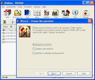 Winrar Full Version Final Release Aplikasi Kompres File RAR Lengkap