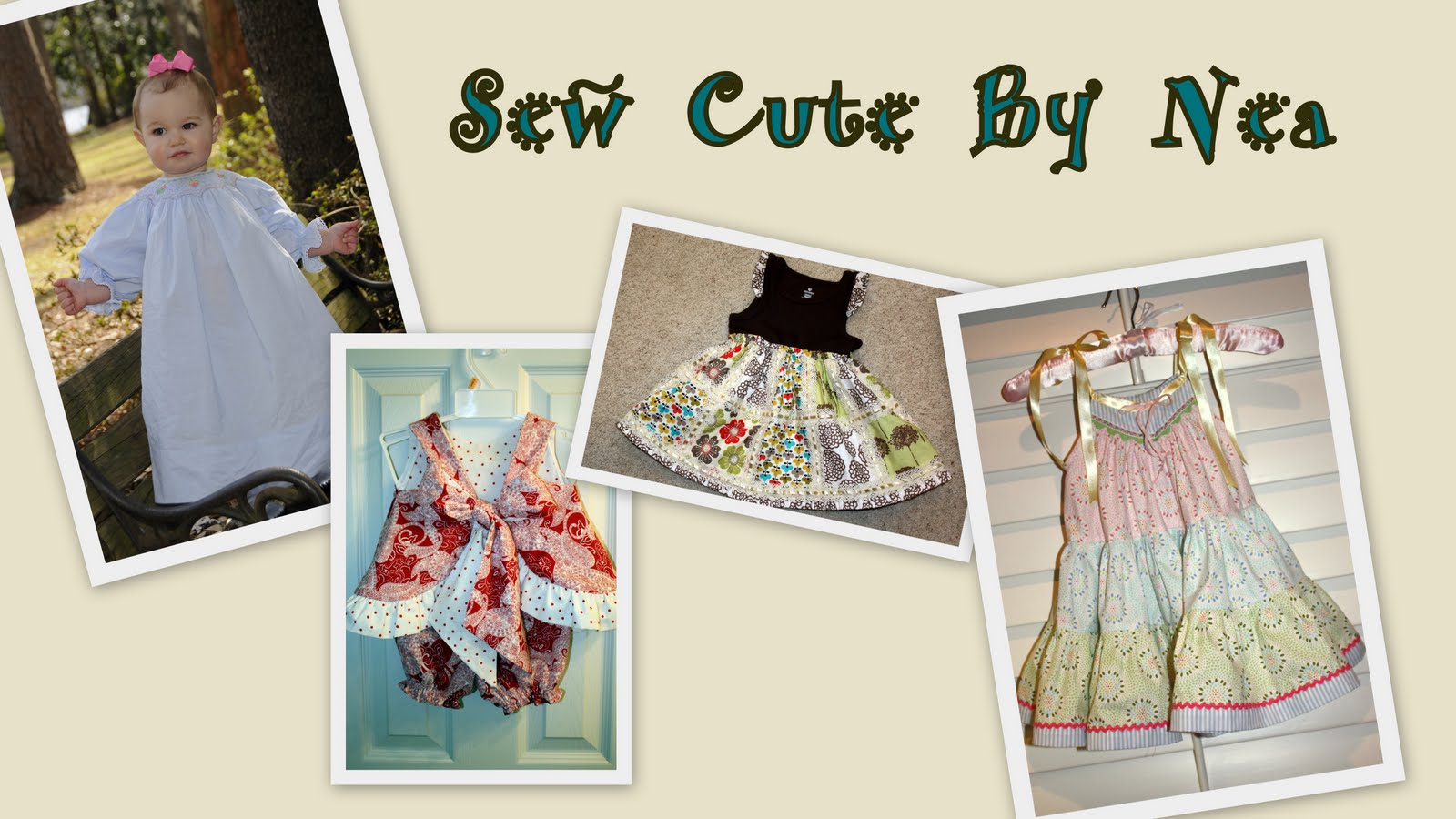 Sew Cute by Nea