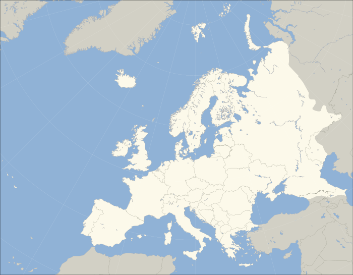 outline map of europe in 1914. makeup 1914. house Map of