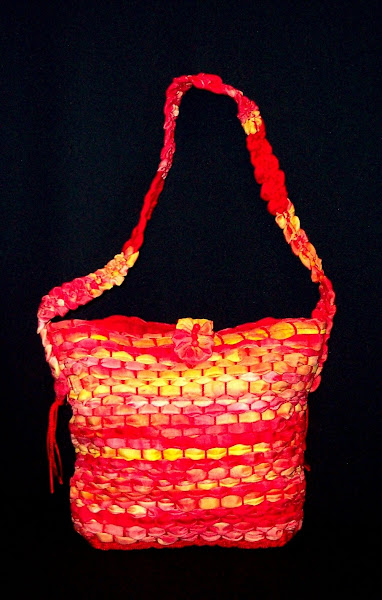 Silk bag, purse