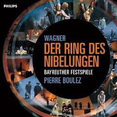 Wagner: Der Ring des Nibelungen - Bayreuther Festspiele, Pierre Boulez DISPONIBLE por entregas.