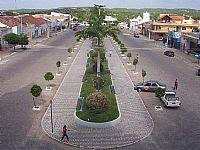 Estas são imagens da cidade onde nasci...Minha querida cidade ...Pombal! Praça Central