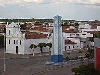 Igreja de Nossa Senhora do Rosário ...Padroeira da cidade...
