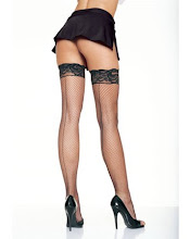 I Love Seamed Stockings