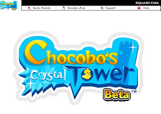 Chocobo Crystal Tower