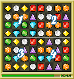 bejeweled bot gem field