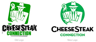Cheesesteak COnnection Logos