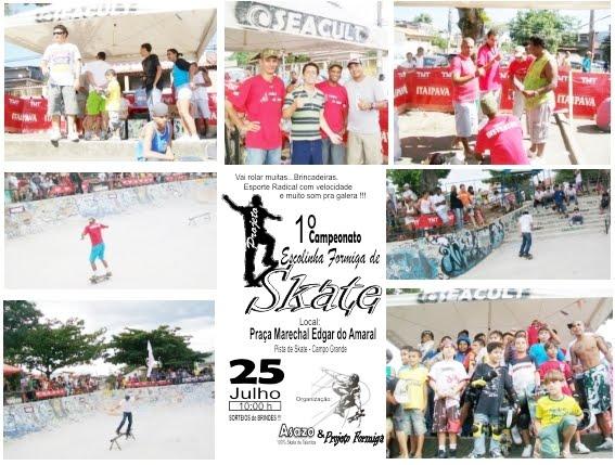 Projeto Formiga de Skate 2010