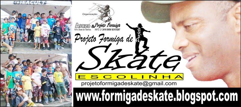 Projeto Formiga de Skate