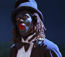 BLACKFACE / MINSTREL FROM BAMBOOZLED