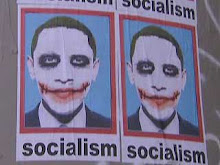 OBAMA JOKER POSTER