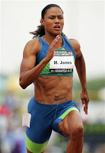 MARION JONES, USA