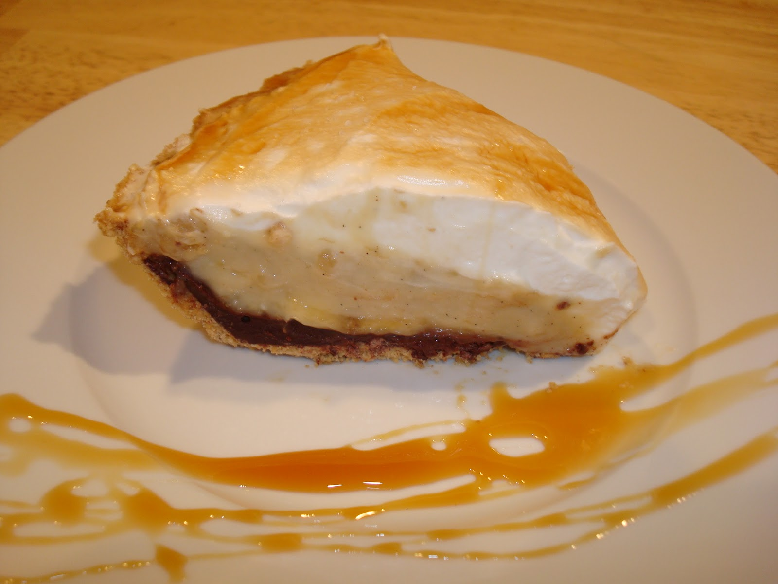 Banana Cream Pie | Fresh for Dinner