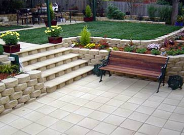 Landscaping melbourne ideas for landscaping a hill jazz for Landscaping ideas melbourne