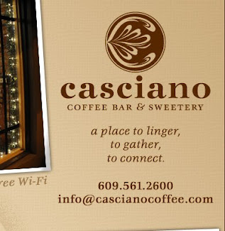 Casciano Coffee Bar and Sweetery