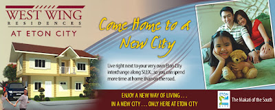real estate philippines| west wing eton city