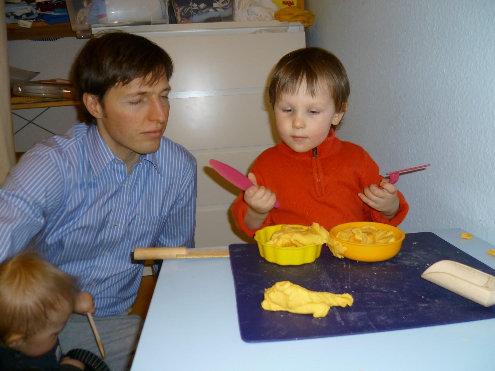 Wundervoll Knete Rezept Das Beste Von Gefärbt Habe Ich Die Gelbe Mit Lebensmittelfarbe