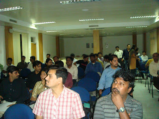 Cloud Camp Hyderabad Attendees